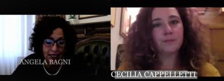 Angela Bagni e Cecilia Cappelletti