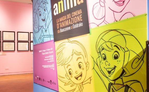 Anima. il cinema di animazione in mostra in Palazzo Medici Riccardi