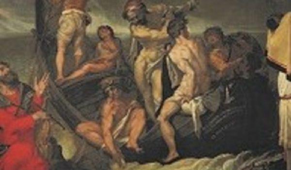 BARTOLOMEO PASSEROTTI_OMERO CON I PESCATORI