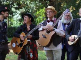 Bande musicali nel Parco di Pratolino