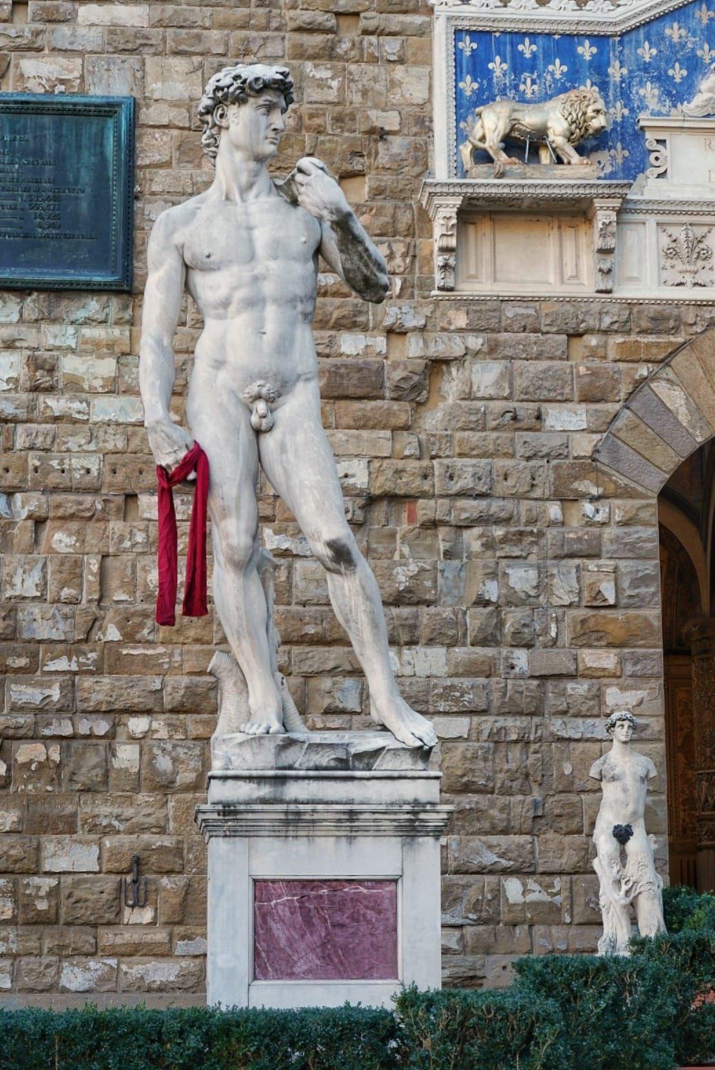 Palazzo Vecchio David