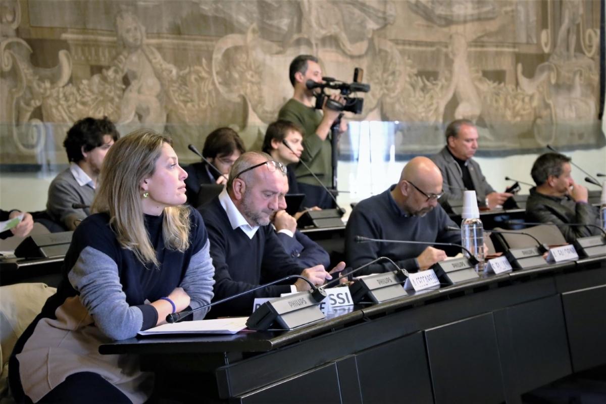 Consiglio Metropolitano - foto di Antonello Serino, Ufficio Stampa Redazione MET