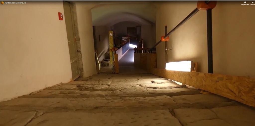Palazzo Medici è Underground