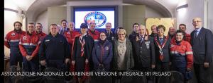 181° Pegaso dell'Anc Carabinieri al servizio dell'area metropolitana