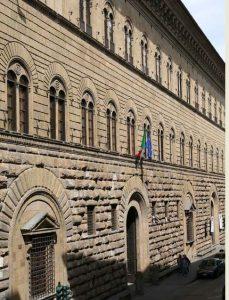 Palazzo Medici Riccardi, sede della Città Metropolitana di Firenze