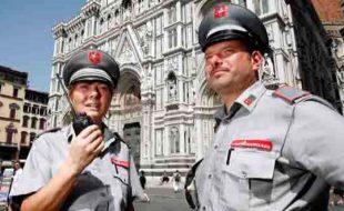 Agenti Polizia provinciale