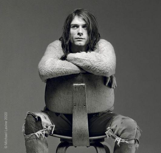 Immagine dalla mostra Peterson – Lavine Come as you are Kurt Cobain and the Grunge Revolution