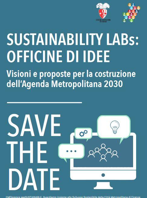 Locandina Sustainability LABs