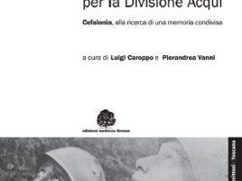 La copertina de 'L'ultima battaglia per la Divisione Acqui'