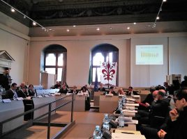 Il Coordinamento Anci delle Metrocittà a Firenze