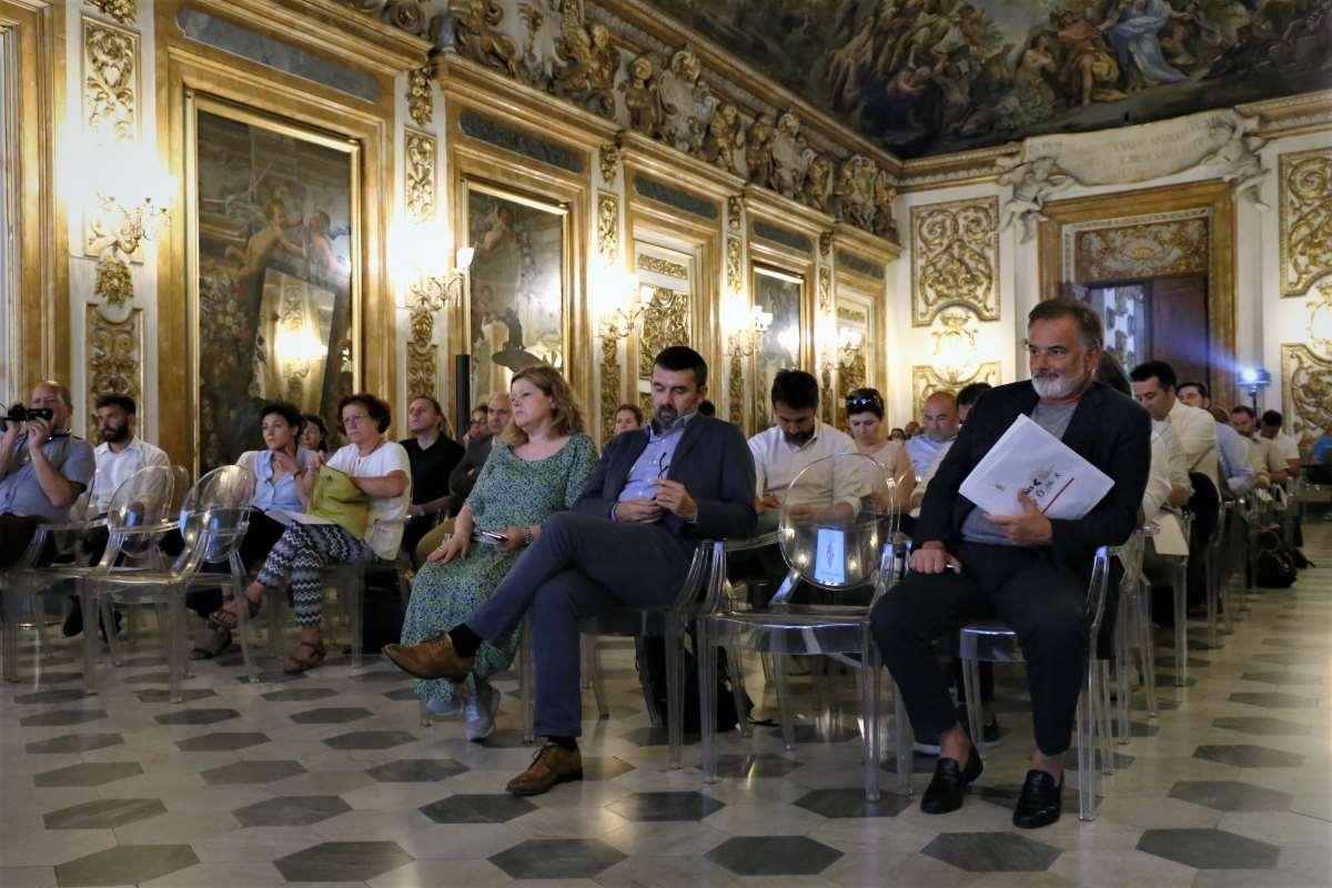 La Conferenza dei Sindaci (foto di Antonello Serino, Ufficio Stampa-Redazione di Met)