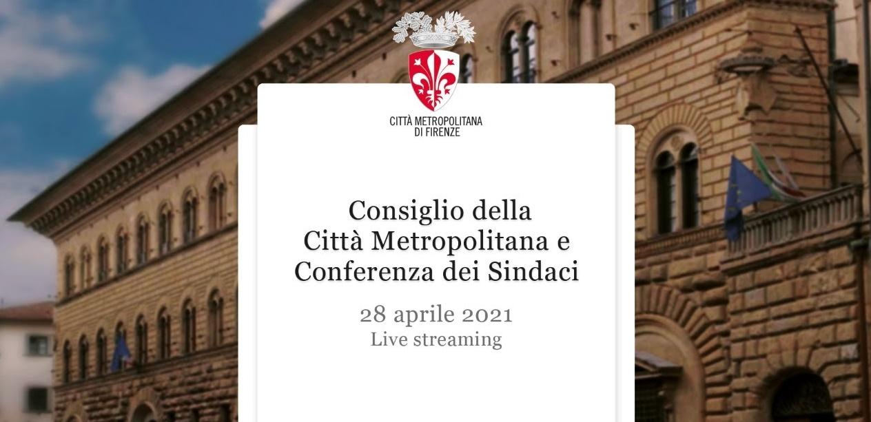 Consiglio della Città Metropolitana di Firenze