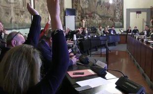 Votazioni nel Consiglio Metropolitano di Firenze