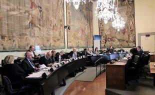 Consiglio Metropolitana foto Antonello Serino