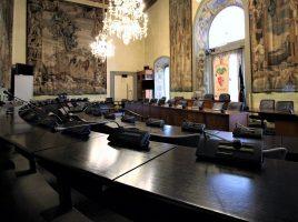 Nella Sala Quatto Stagioni il Consiglio Metropolitano di Firenze