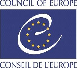 Il logo del Consiglio d'Europa