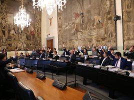 Consiglio metropolitano di Firenze, ottobre 2019