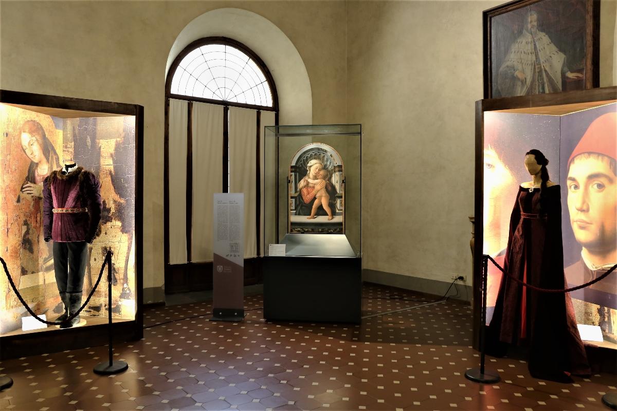 Costumi della fiction 'I Medici' (foto di Antonello Serino, Ufficio Stampa - Redazione Met)