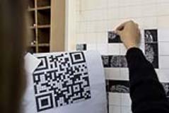 L'opera 'Identities' del liceo artistico di Porta Romana a Firenze
