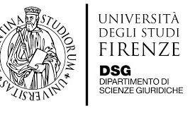 Università degli Studi di Firenze - Dipartimento Scienze Giuridiche
