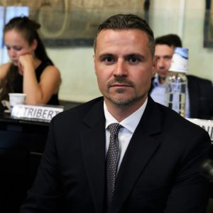 FRANCESCO CASINI CONSIGLIERE CITTA METROPOLIOTANA 2019
