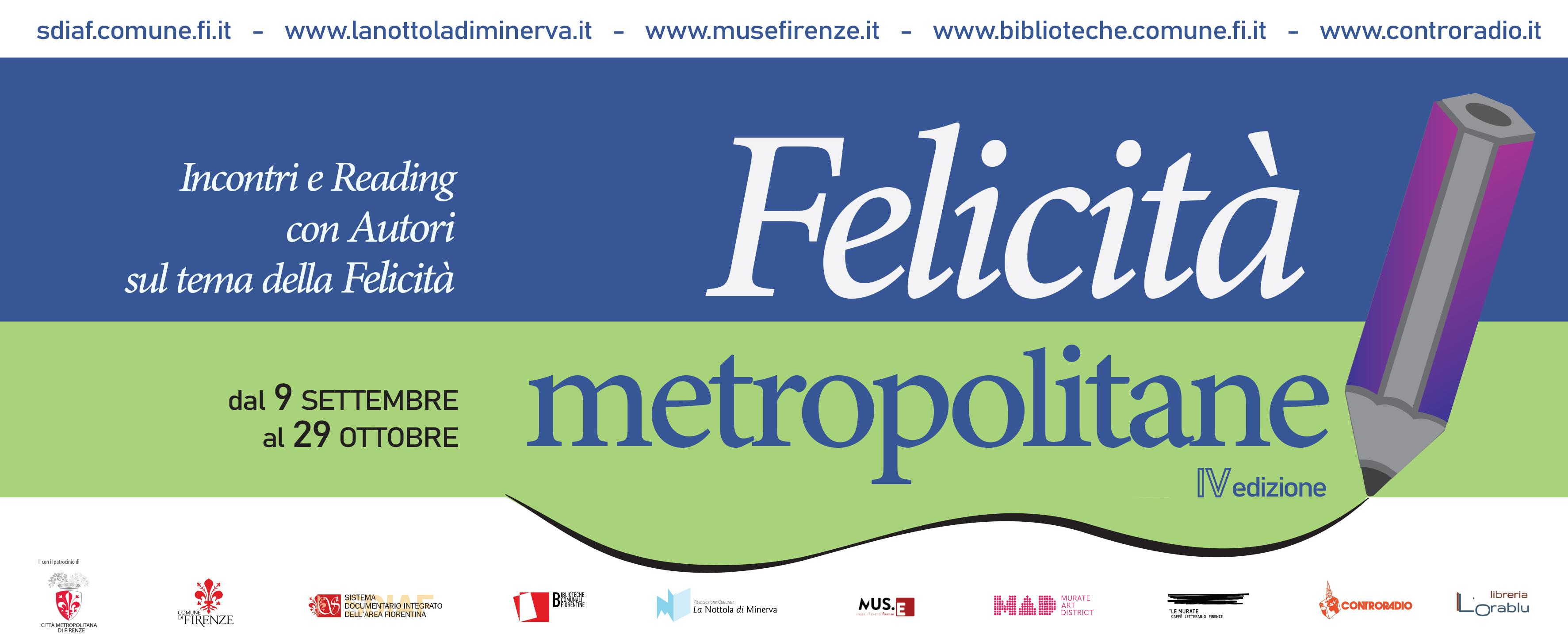 Felicità metropolitane 2020