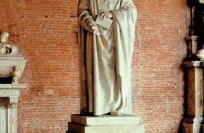 Statua di Leonardo Fibonacci