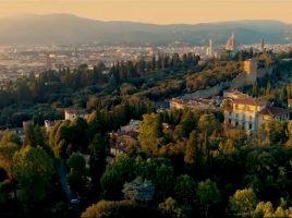 Firenze (dal video della Casa musicale Bixio)