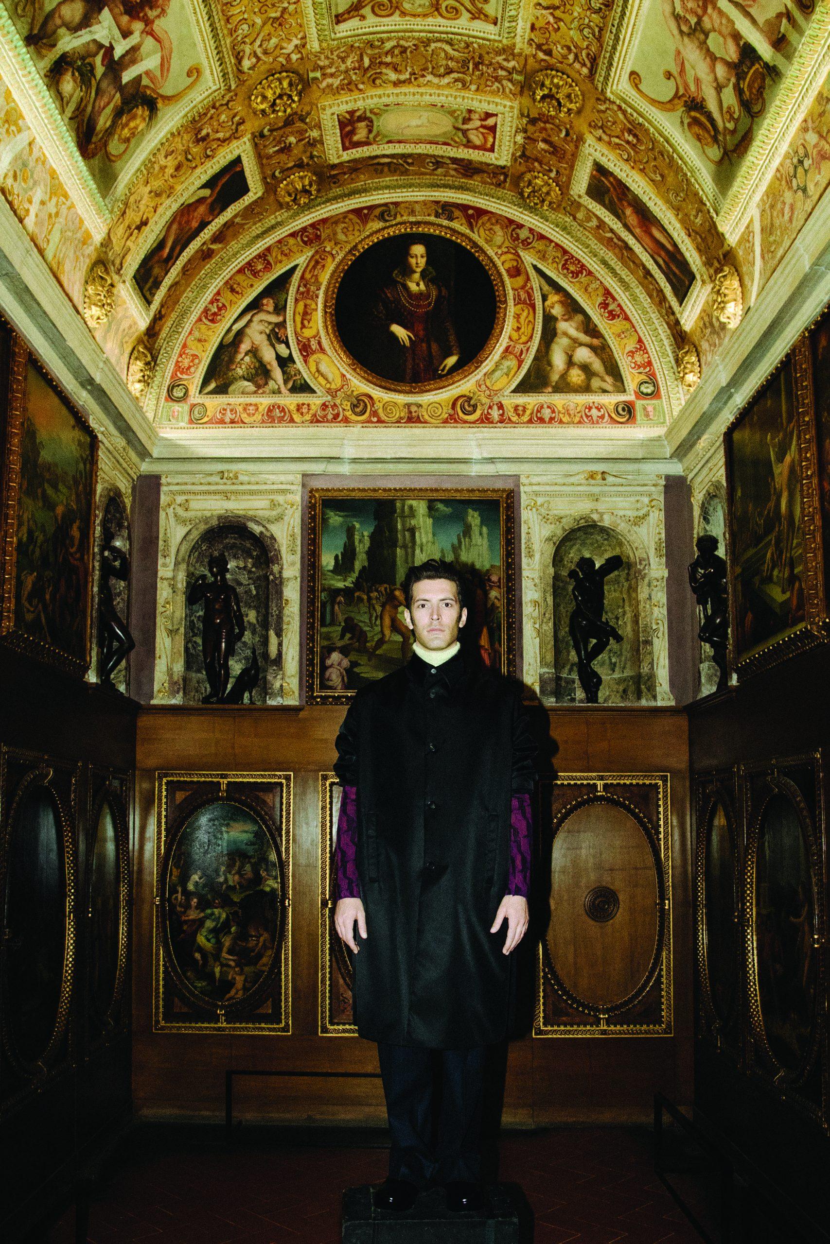 Giovanni Caccamo (Foto di A. Treves)