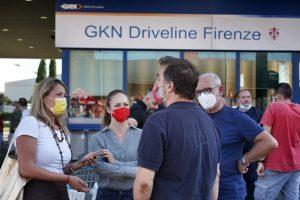 Benedetta Albanese e Letizia Perini alla Gkn