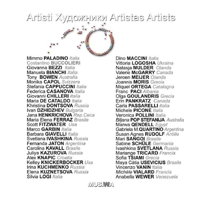 Gli artisti Musiwa