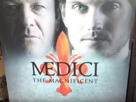 I Medici, la fiction