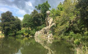 Il Colosso nel Parco di Pratolino