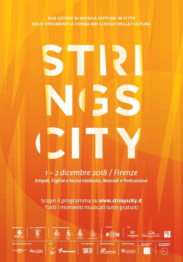 Il manifesto di 'Strings City'