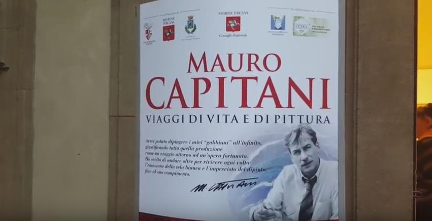 Mauro Capitani Locandina