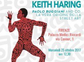 Keith Haring locandina