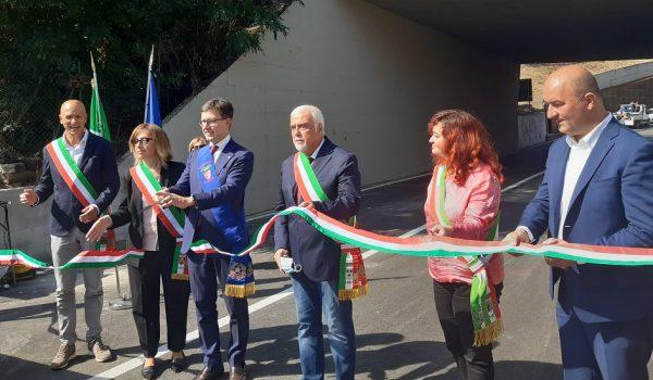 Inaugurazione circonvallazione di Rignano