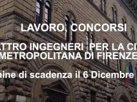 Concorsi - Città Metropolitana di Firenze
