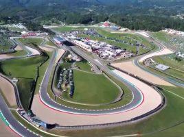 Il circuito di Formula 1 del Mugello