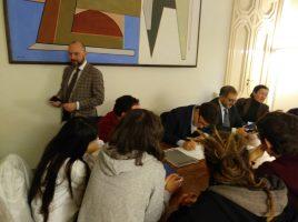 Il Sindaco sigla un verbale con i rappresentanti in ordine alle priorità. A gennaio convocazione con i dirigenti scolastici