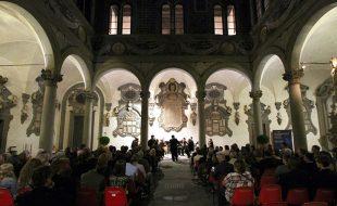 L'Orchestra in Palazzo Medici Riccardi