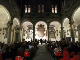 Orchestra da Camera Fiorentina in Palazzo Medici Riccardi