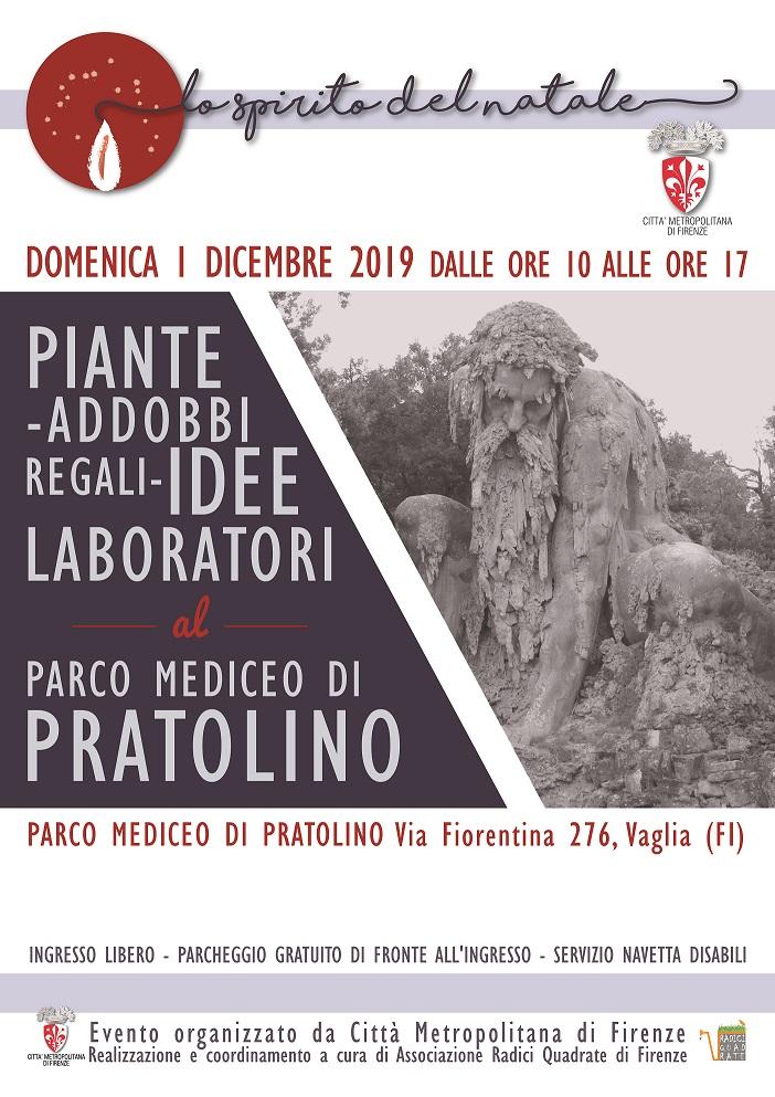 PRATOLINO A DICEMBRE 2019