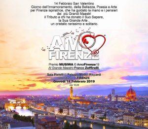 Premio Musiwa a Franco Zeffirelli