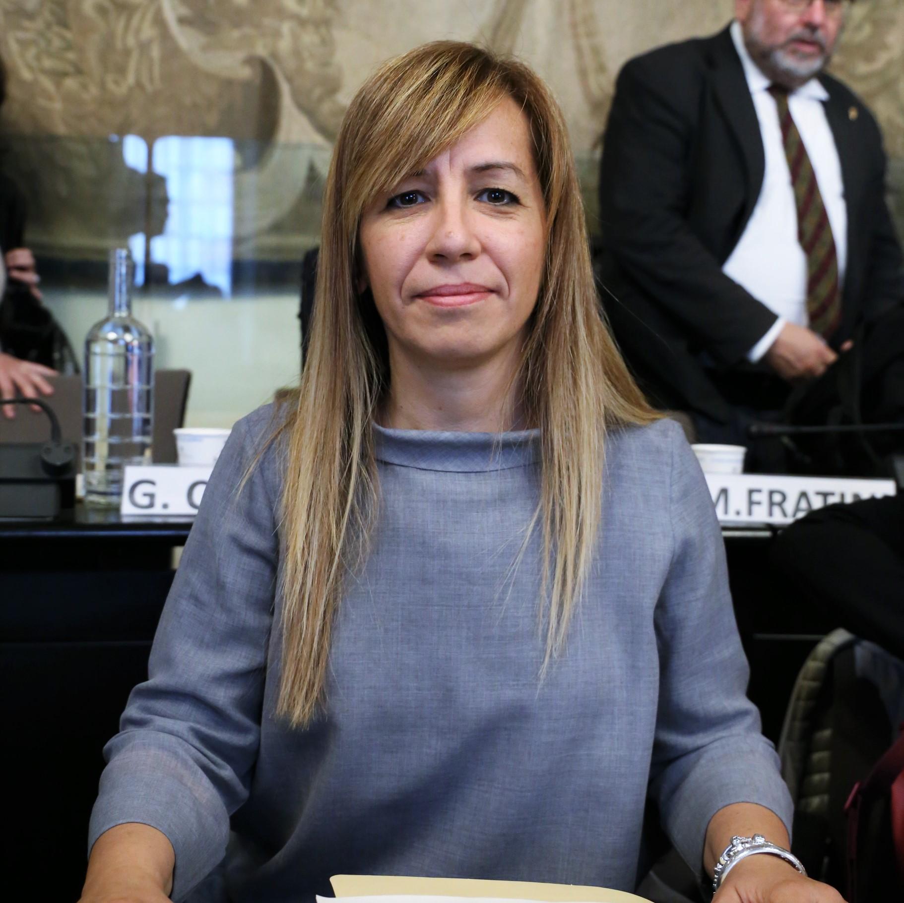 Partito Democratico_Monica Marini ph Antonello Serino