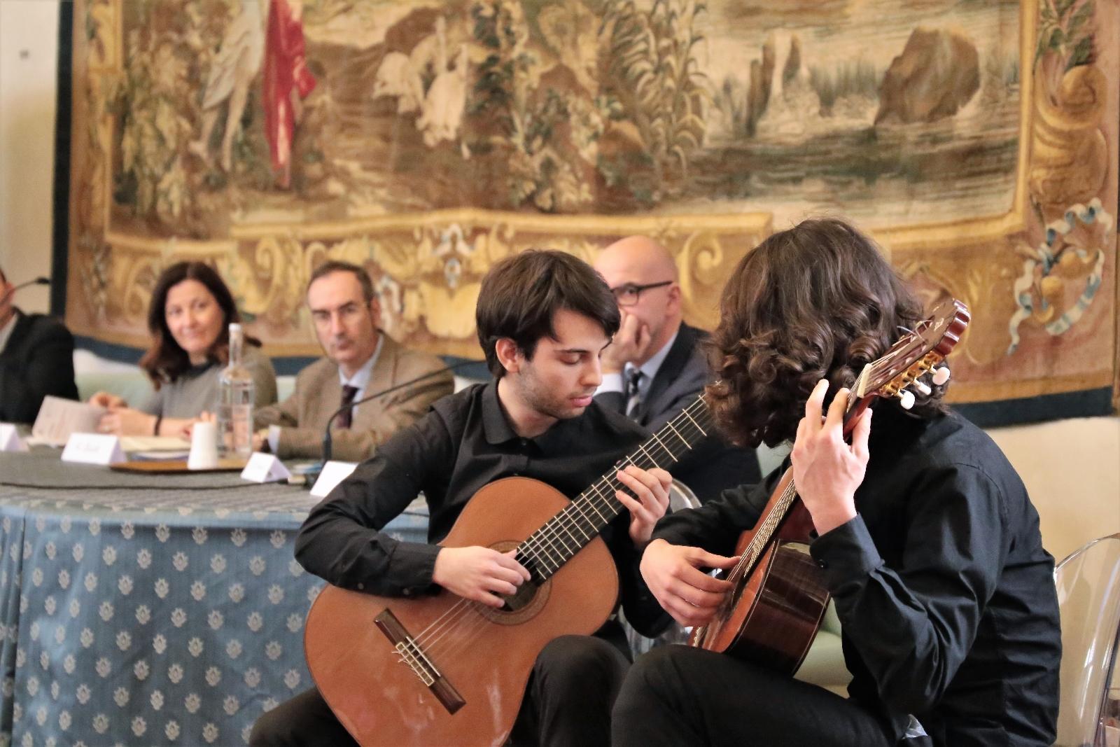Studenti del nuovo 'Polo umanistico' di Firenze