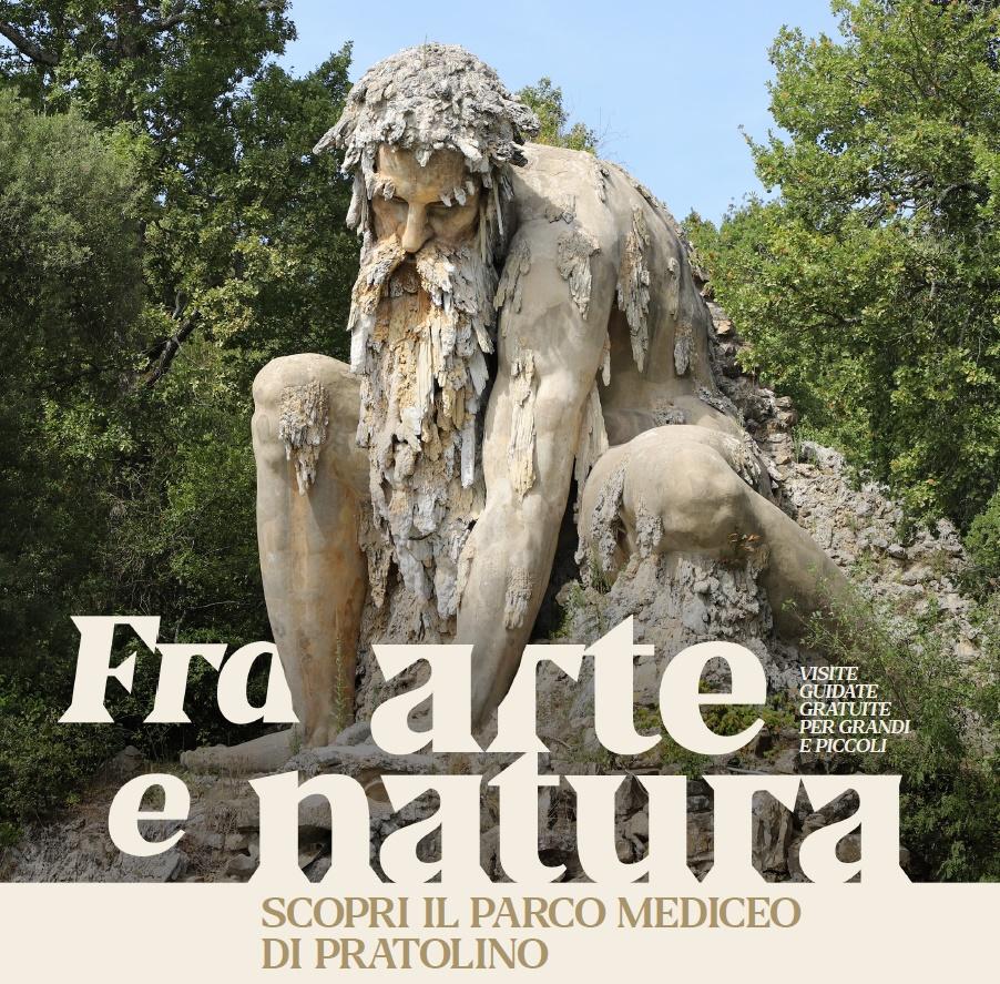 Pratolino fra arte e natura