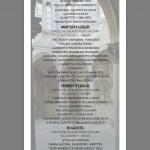Programma dei concerti in Palazzo Medici Riccardi