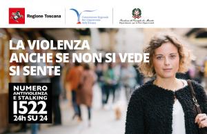 Regione Toscana - Campagna Antiviolenza
