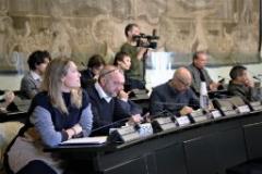 Conferenza stampa del Sindaco